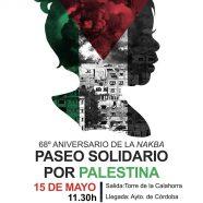 Encuentro Andaluz de Solidaridad con Palestina 13, 14 y 15 de Mayo