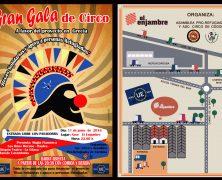 VÍDEO: Gala de circo, ¡gracias!