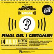 Barra solidaria en la final del I Certamen Música Preventiva (((Local)))