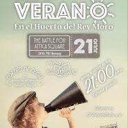 Risas Solidarias participa en el Cine de Verano en el Huerto del Rey Moro (Sevilla) este jueves