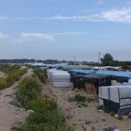Partir para contar – Día 4: (sobre)vivir en la Jungla de Calais