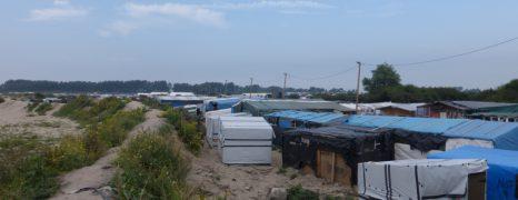 """Primer Vídeo """"Calais: Partir para Contar"""""""