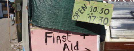 Partir para Contar – Proyectos de solidaridad en Calais