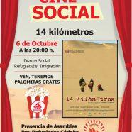 Ciclo de cine social del PCA: 14 kilómetros