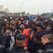 Comienza el desalojo de la Jungla de Calais