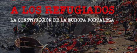 """Presentación del libro """"Disparen a los refugiados"""""""