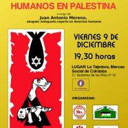 Los derechos humanos en Palestina