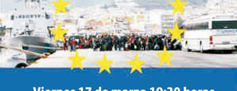 Charla-coloquio en la Tejedora: Nadie merece esto