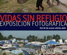 """La exposición """"Vidas sin refugio"""" llega a la sede de ACPACYS"""