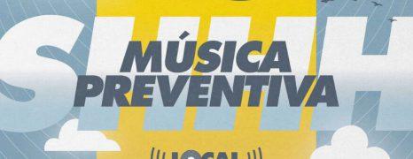 Barra solidaria en el Certamen de Música Preventiva