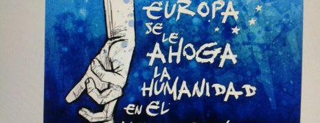 Concentración por las últimas muertes en el Mediterráneo