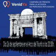 26S: Concentración final de la campaña VenidYa