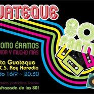 Fiesta Guateque en el C.S. Rey Heredia