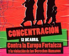 Concentración jueves 12 de abril