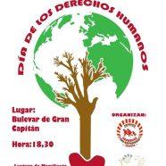 Conmemoración de Día Internacional de los Derechos Humanos