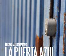 """Proyección la película """"La Puerta Azul"""""""