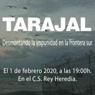 """1 febrero: proyección del documental """"Tarajal"""""""