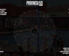 """Viernes 10 de enero: proyección del documental """"Provincia 53"""""""